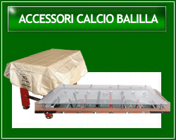 Accessori Calcio Balilla