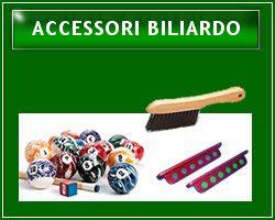 Accessori Biliardo