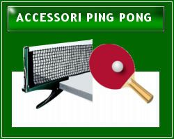 Accessori Ping Pong