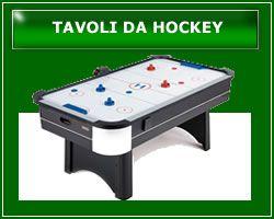 Tavoli da Hockey