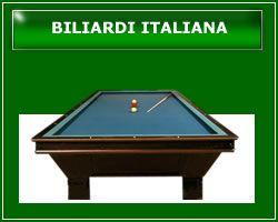 Biliardi all'Italiana