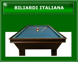 Biliardi all'Italiana