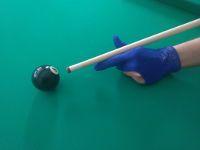 Colpo palla 8 con guantino