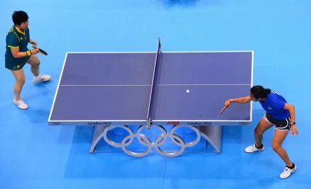 Ping Pong alle Olimpiadi