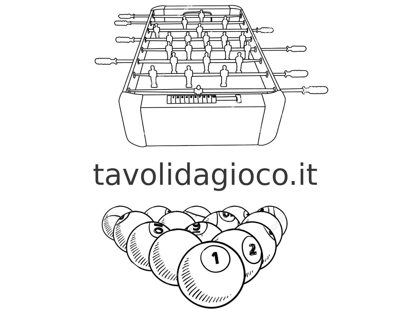 Tavoli Multigioco